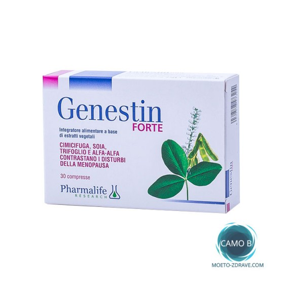 ГЕНЕСТИН ФОРТЕ / GENESTIN FORTE при менопауза