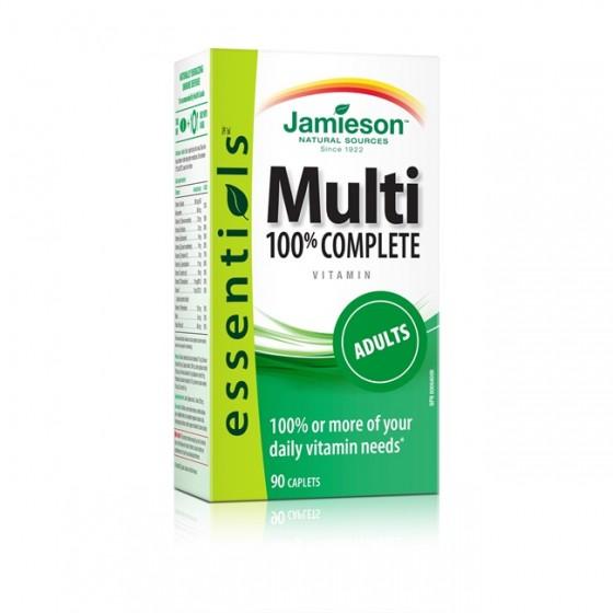 Jamieson мултивитамини за възрастни 90 капсули