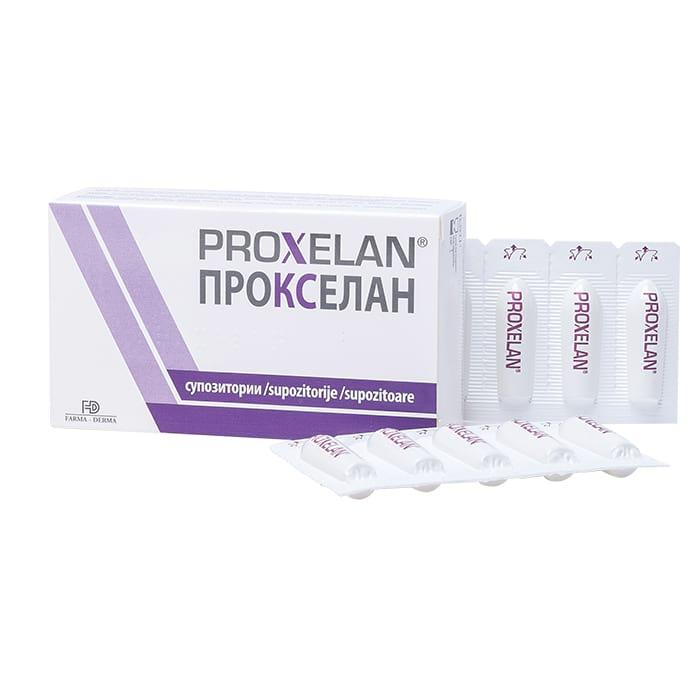 ПРОКСЕЛАН / PROXELAN при увеличена простата и хроничен простатит