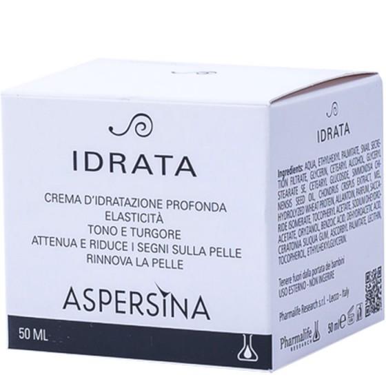 ASPERSINA IDRATAхидратиращ крем за лице