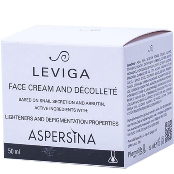ASPERSINA LEVIGA крем за лице за изравняване на тена