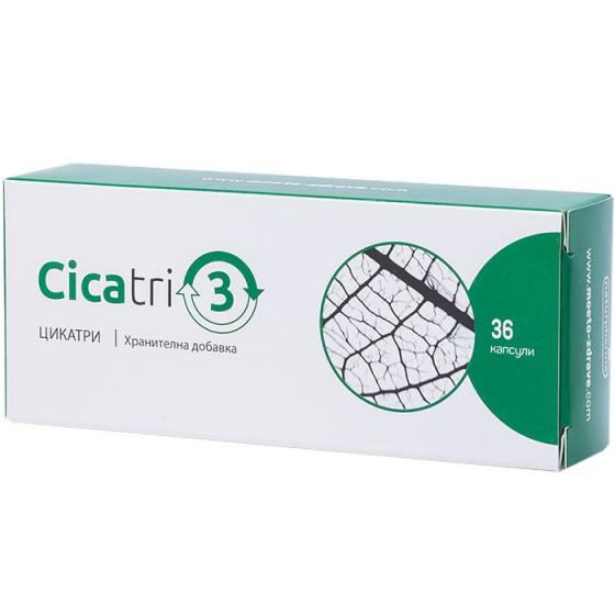 CICATRI / ЦИКАТРИ грижа за венозната система