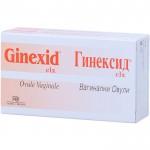 GINEXID / ГИНЕКСИД вагинални овули за интимна хигиена и защита