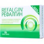 REFALGIN / РЕФАЛГИН таблетки при гастроезофагеален рефлукс и киселини