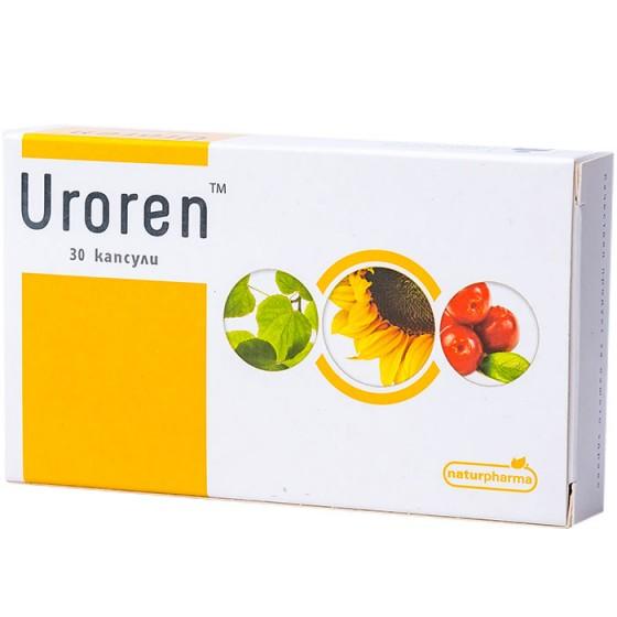 UROREN / УРОРЕН при инфекции на пикочните пътища