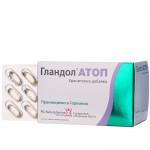 GLANDOL ATOP / ГЛАНДОЛ АТОП при атопичен дерматит