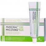MICOVAG PLUS / МИКОВАГ ПЛЮС вагинален крем при гъбични инфекции 30 г