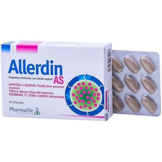 ALLERDIN АS / АЛЕРДИН АС при сенна хрема