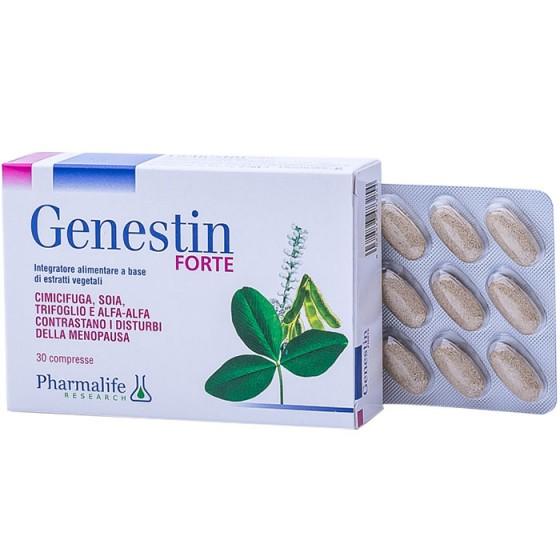 GENESTIN FORTE / ГЕНЕСТИН ФОРТЕ при менопауза