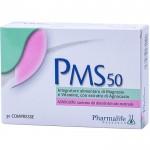 PMS 50 при предменструална фаза