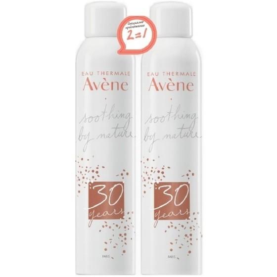 AVENE / АВЕН спрей с термална вода Happy 30 2 броя