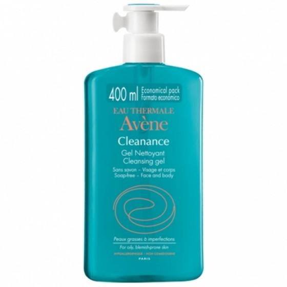 AVENE CLEANANCE / АВЕН почистващ гел с помпа