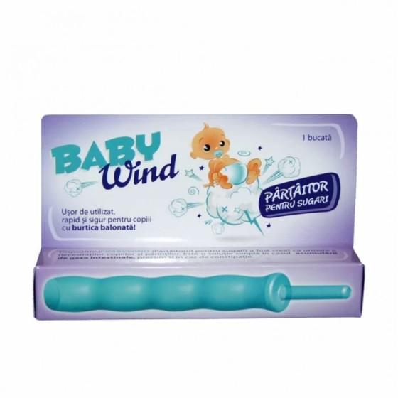 Baby Wind бебешка клизма за лесно изпръцкване 1 бр