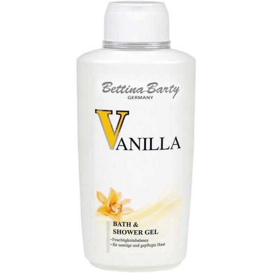 BETTINA BARTY VANILLA гел за вана и душ 500 мл