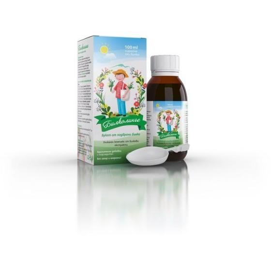 BILKOLINCHE / БИЛКОЛИНЧЕ сироп за здрави дихателни пътища 100 мл