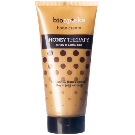 Bioapteka Honey Therapy крем за тяло с мед 180 мл