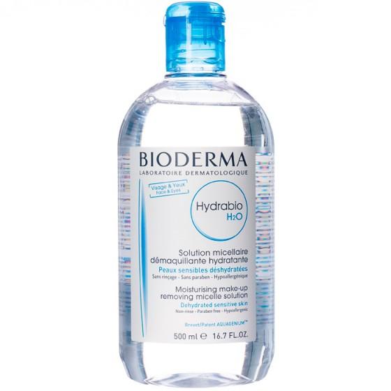 Bioderma Hydrabio H2O мицеларна вода 500 мл