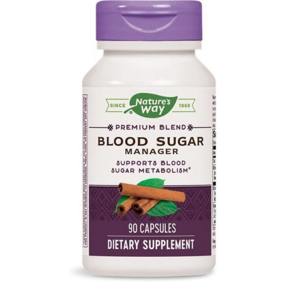 Nature\'s Way Blood Sugar 90 капсули