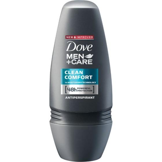 Dove roll on дезодорант за мъже comfort 50 мл