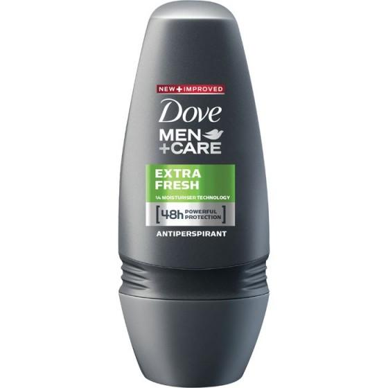 Dove roll on дезодорант за мъже fresh 50 мл