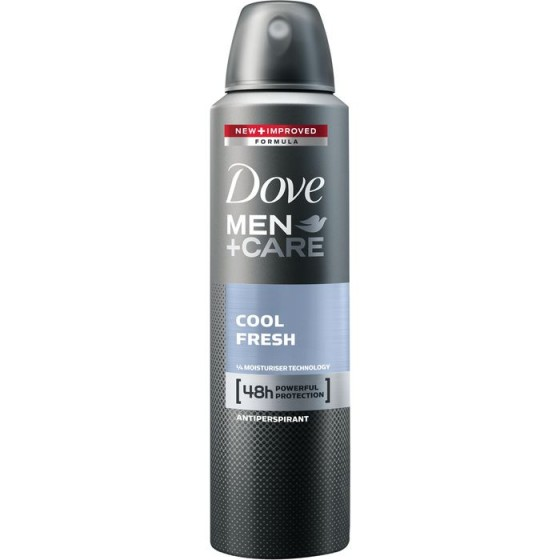 Dove дезодорант за мъже cool 150 мл