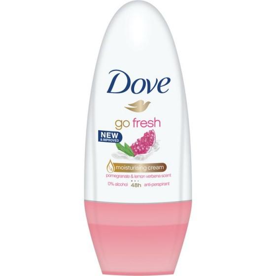 Dove roll on дезодорант за жени нар 50 мл