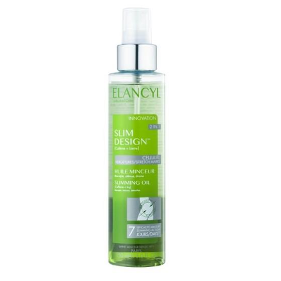 Elancyl Slim Design / Елансил масло с отслабващ ефект против целулит и стрии 150 мл