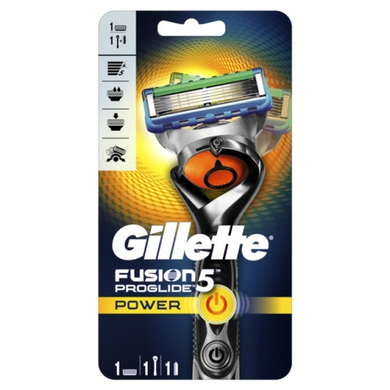 GILLETTE Fusion 5 Proglide Power Flexball самобръсначка с батерия