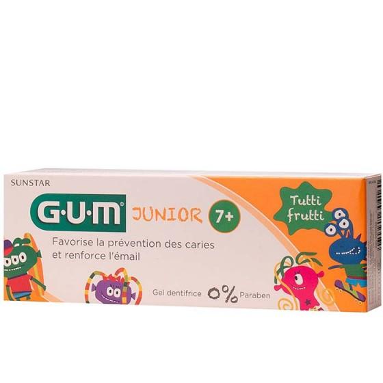 Gum паста за зъби плодова Junior 50 мл