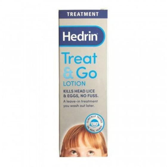 ХЕДРИН TREAT & GO лосион против въшки 50 мл