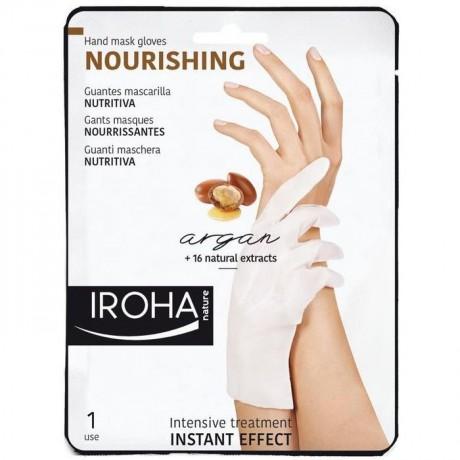 Iroha/Ироха ANTI-AGE лепенки против назолабиални и..