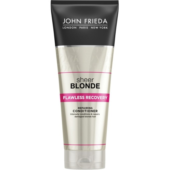 JOHN FRIEDA Sheer Blonde / ДЖОН ФРИДА възстановяващ балсам за руса коса 250 мл