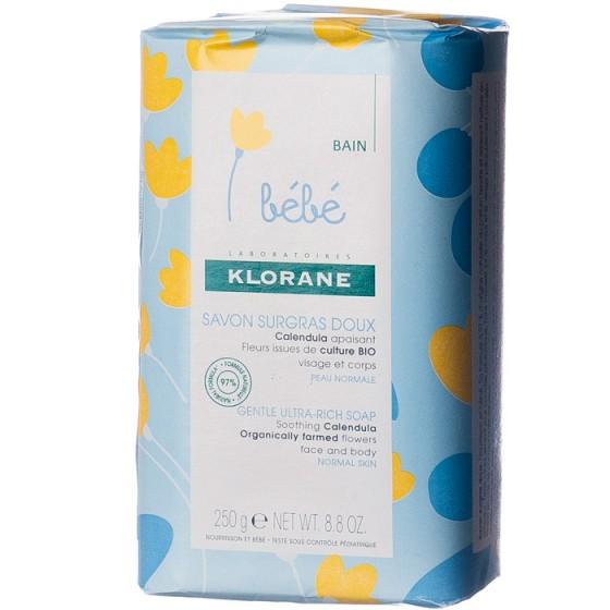Klorane Bebe / Клоран бебе сапун 250 г