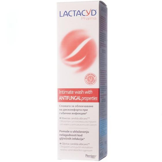 Lactacyd Pharma противогъбичен лосион 250 мл