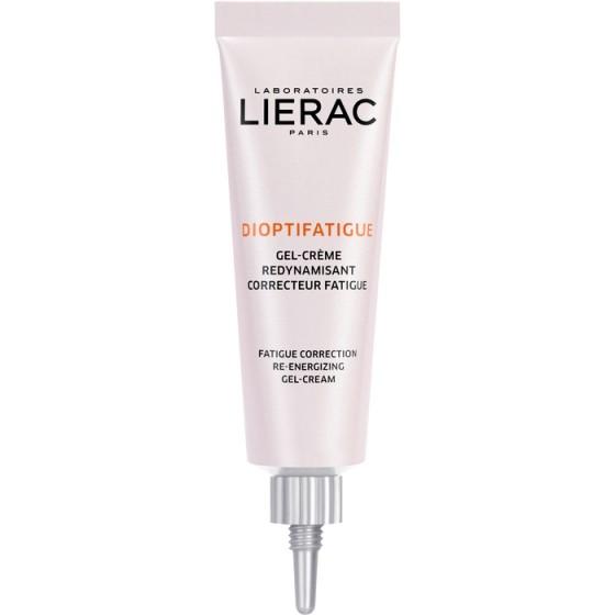 LIERAC Dioptifatigue / ЛИЕРАК реенергизиращ околоочен гел-крем 15 мл