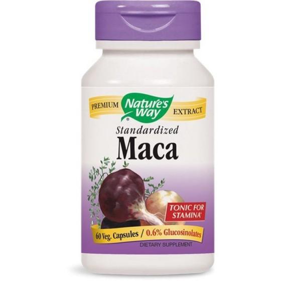 Nature\'s Way Мака 450 mg 60 капсули