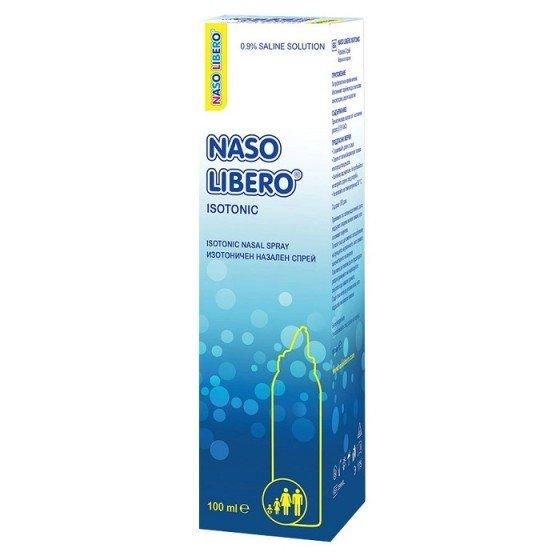 NASO LIBERO / НАЗО ЛИБЕРО назален спрей 100 мл
