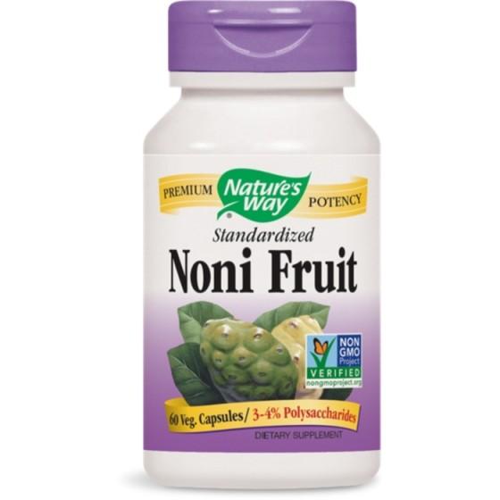 Nature\'s Way  нони плод 60 капсули х 500 мг