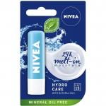 NIVEA Hydro Care / НИВЕА хидро кеър балсам за устни 4.8 г