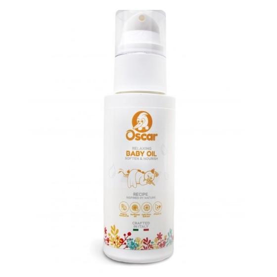 OSCAR / ОСКАР Органик бебешко олио