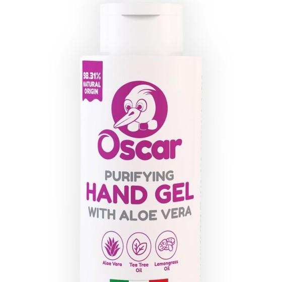 OSCAR / ОСКАР Органик почистващ гел за ръце