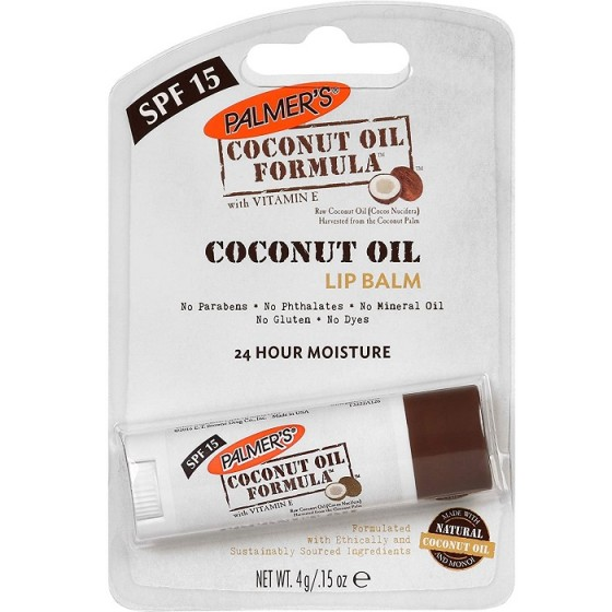 PALMER\'S / ПАЛМЪРС балсам за устни с кокосово масло SPF15 фактор 4г
