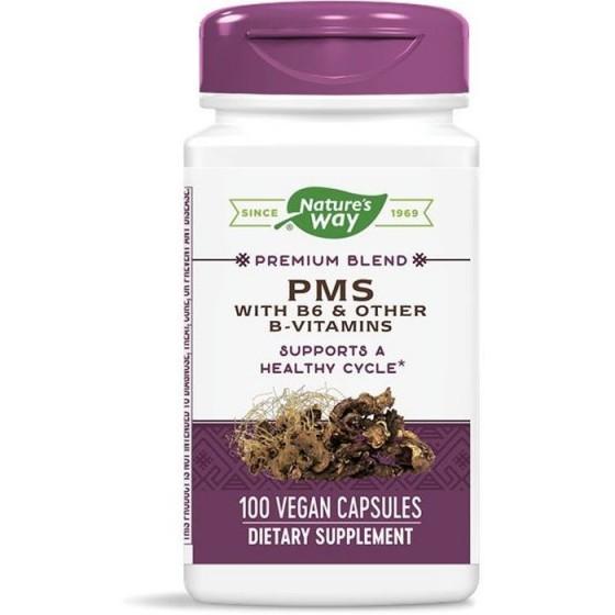 Nature\'s Way PMS при предменструален синдром 100 капсули
