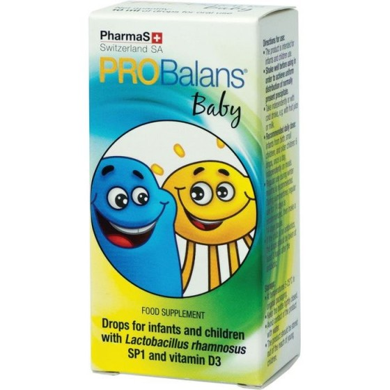 ПРОБаланс Бейби пробиотични капки 10 мл