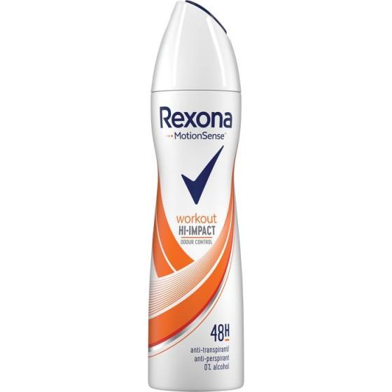 Rexona deo дезодорант за жени work out 150 мл