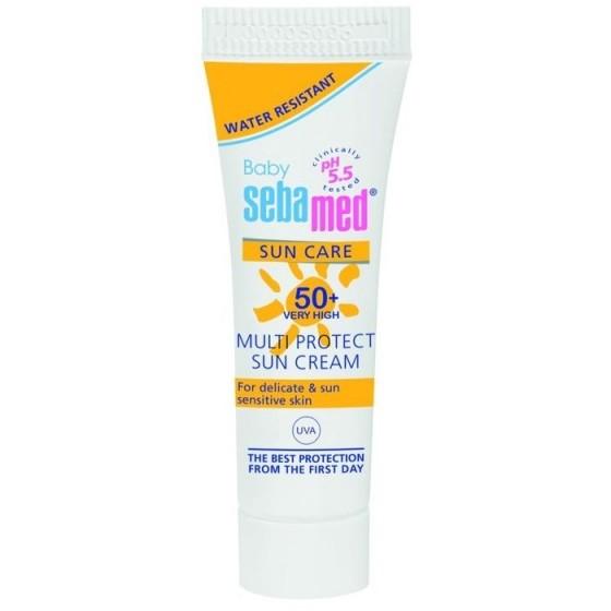 SEBAMED Baby / СЕБАМЕД Бебе слънцезащитен крем pH 5,5 SPF50+ 75 мл