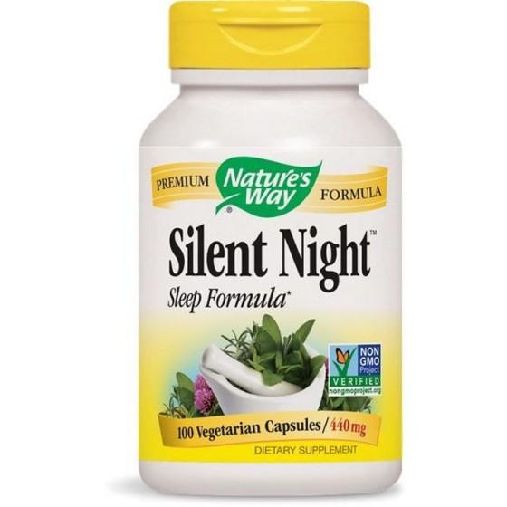 Nature\'s Way Silent Night / Спокойна нощ 100 капсули