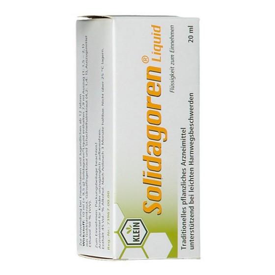 SOLIDAGOREN / СОЛИДАГОРЕН капки за уринарен тракт и бъбреци 20 мл