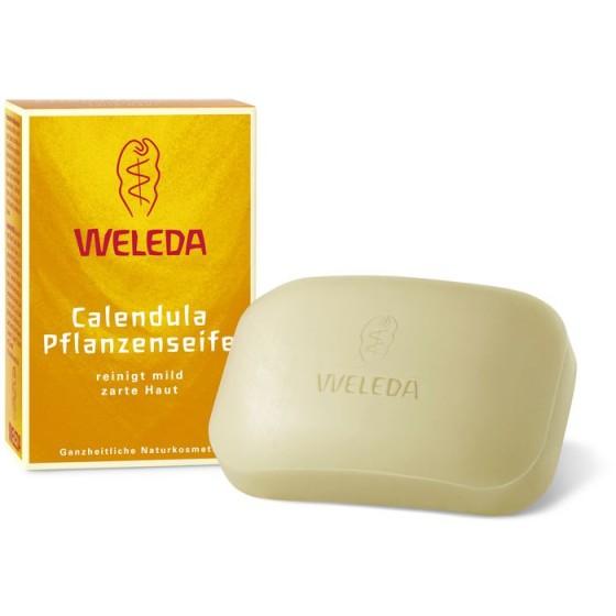 WELEDA / ВЕЛЕДА сапун с невен 100 г