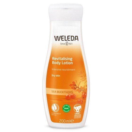 WELEDA / ВЕЛЕДА Подхранващ лосион за тяло с облепиха 200 мл
